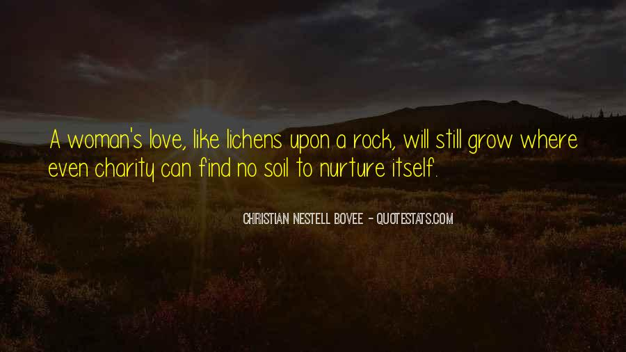 Quotes About Love Rock #93593