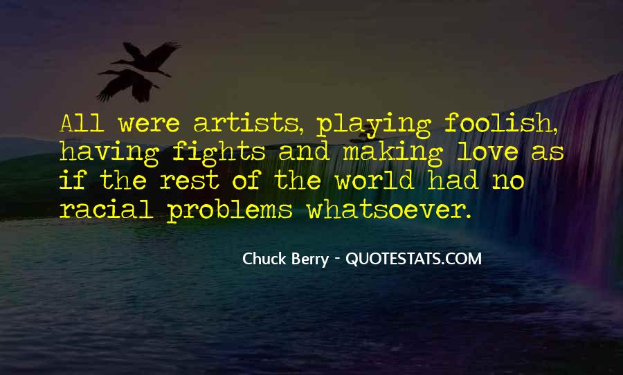 Quotes About Love By Artists #118027