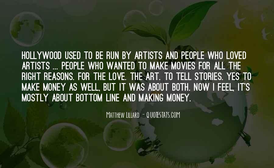 Quotes About Love By Artists #129602