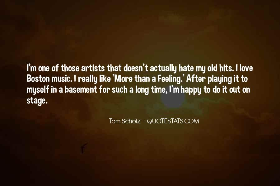 Quotes About Love By Artists #198456