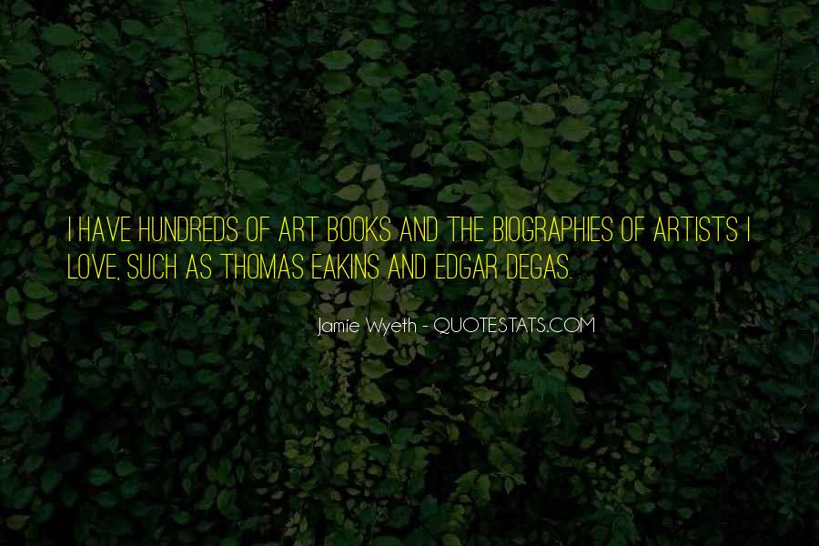 Quotes About Love By Artists #311955