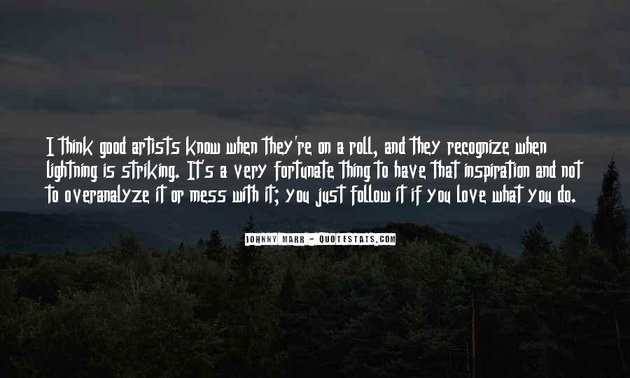 Quotes About Love By Artists #340958