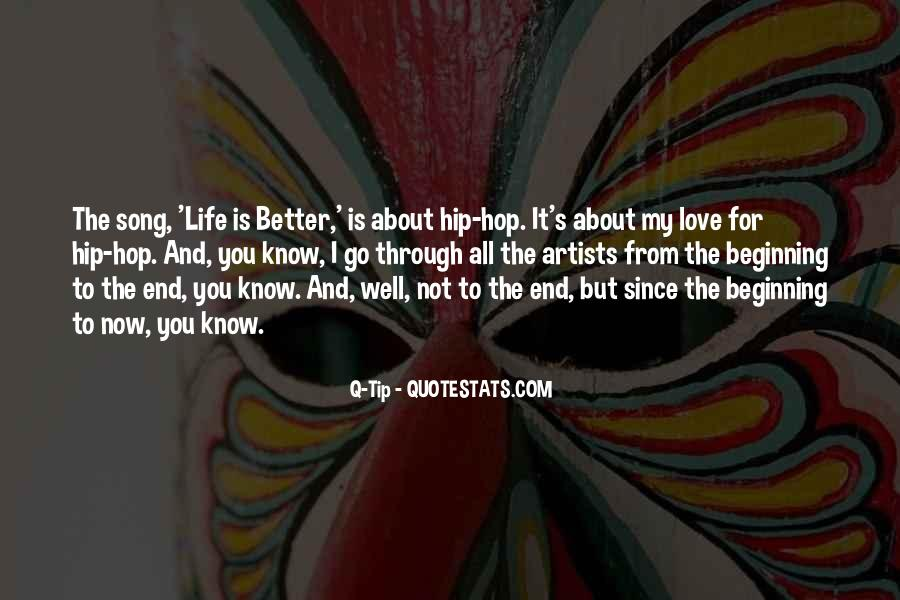 Quotes About Love By Artists #357462