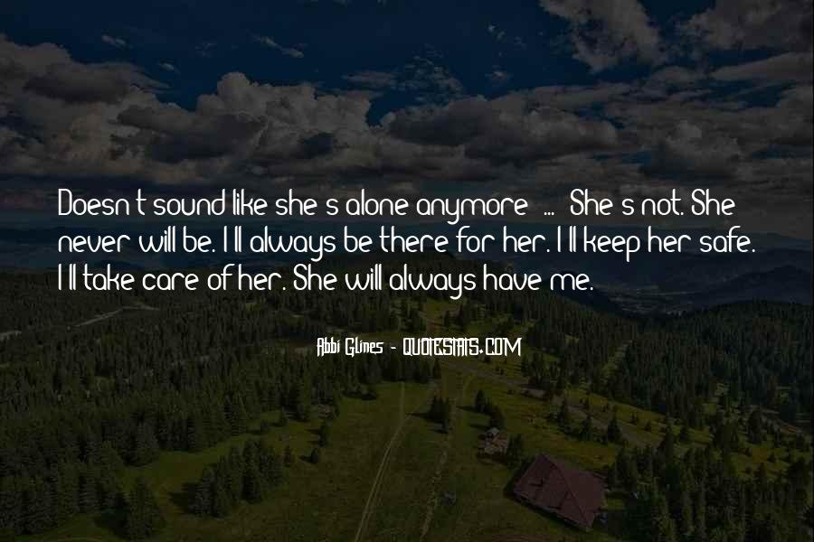 Doesnt anymore she when care This Is