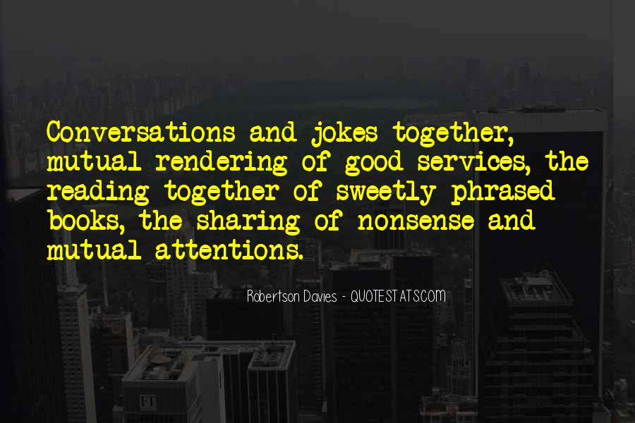 Quotes About Reading Books Together #115713