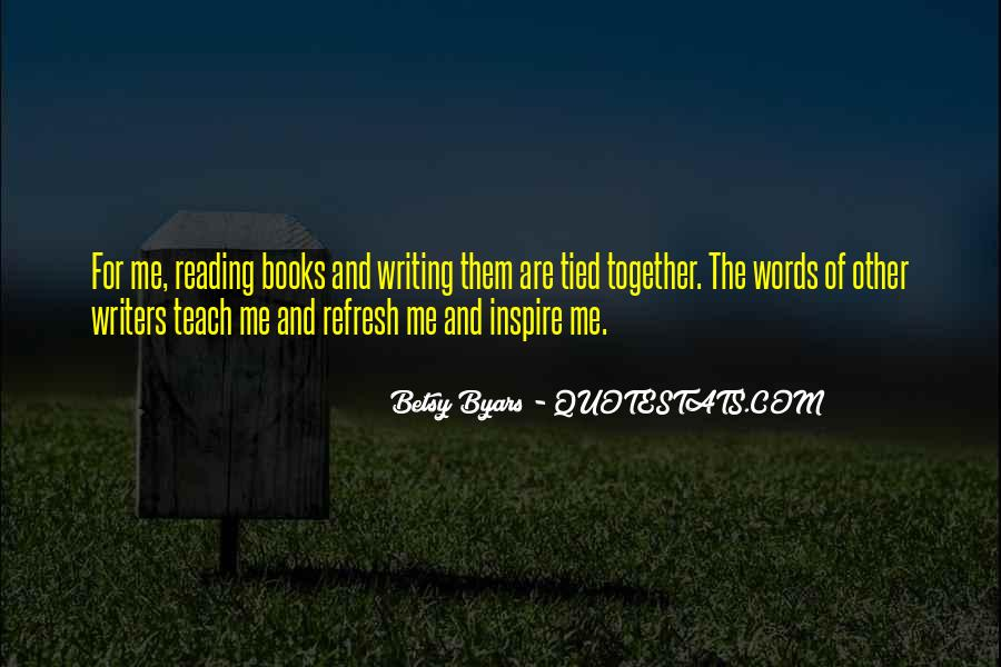 Quotes About Reading Books Together #1204093