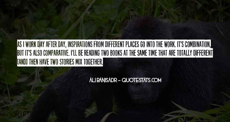 Quotes About Reading Books Together #138278