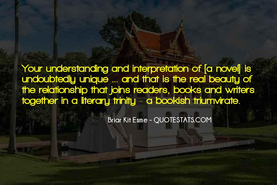 Quotes About Reading Books Together #170181