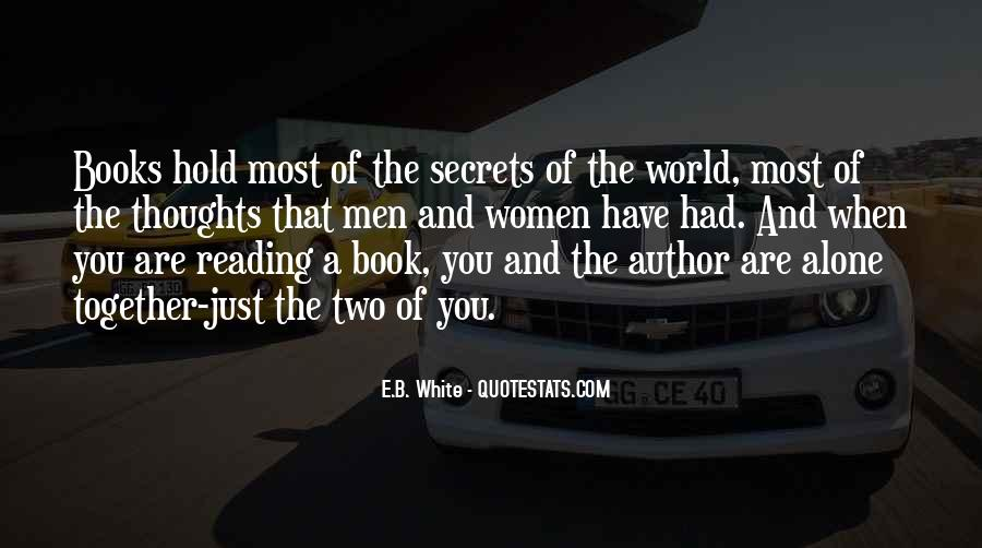Quotes About Reading Books Together #1781258