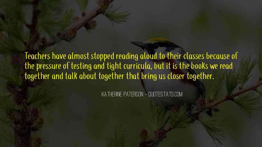 Quotes About Reading Books Together #665759