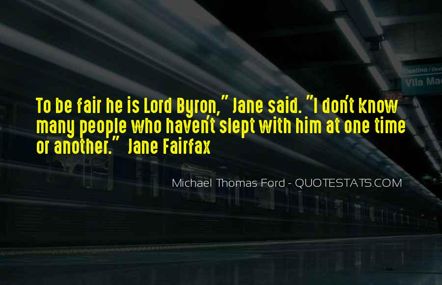 Quotes About Ford #12605