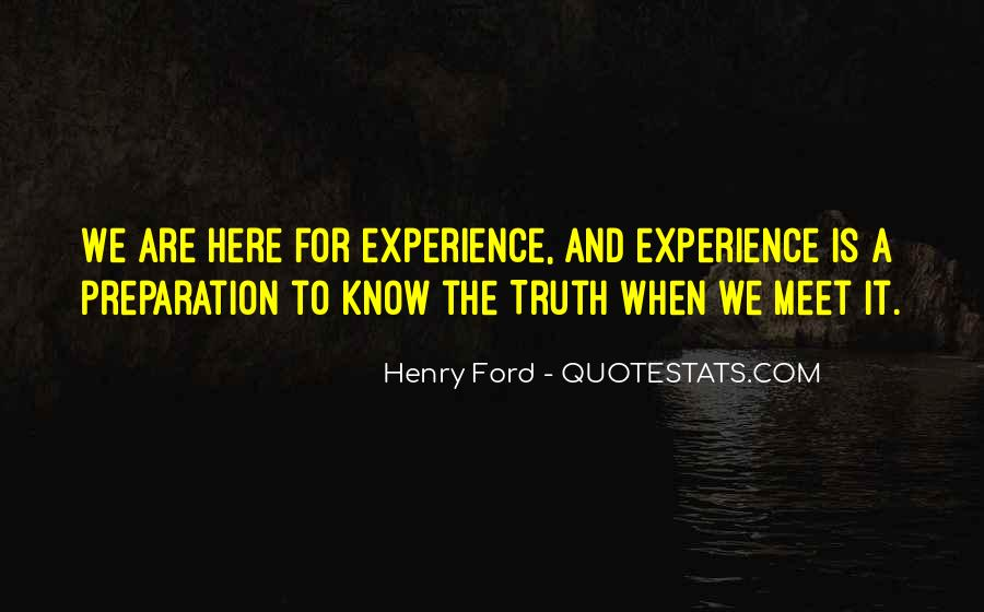 Quotes About Ford #27559