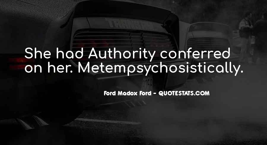 Quotes About Ford #3494