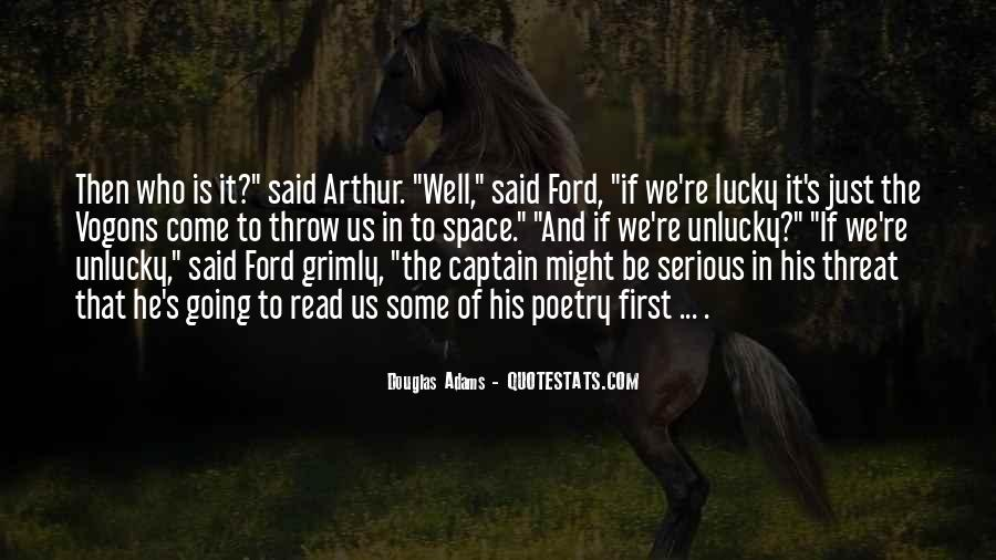 Quotes About Ford #40700