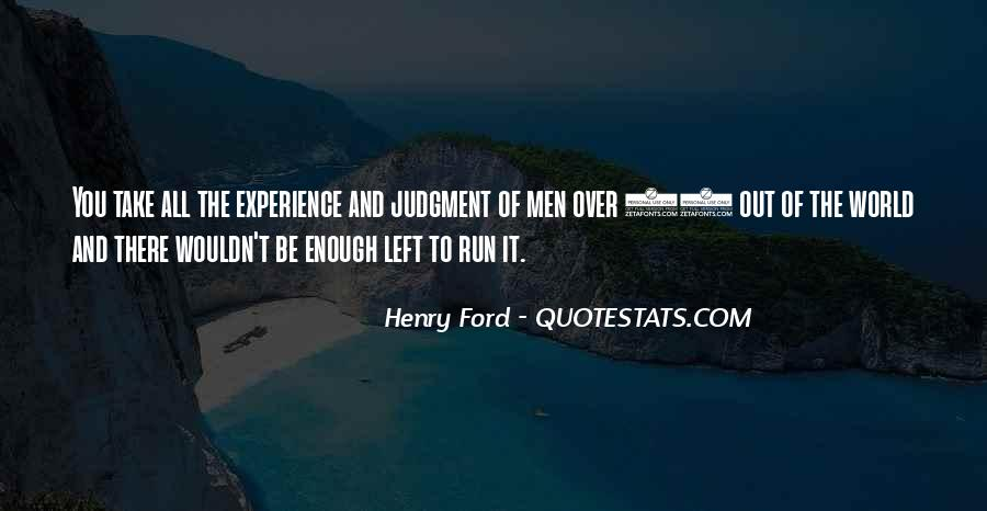 Quotes About Ford #50552