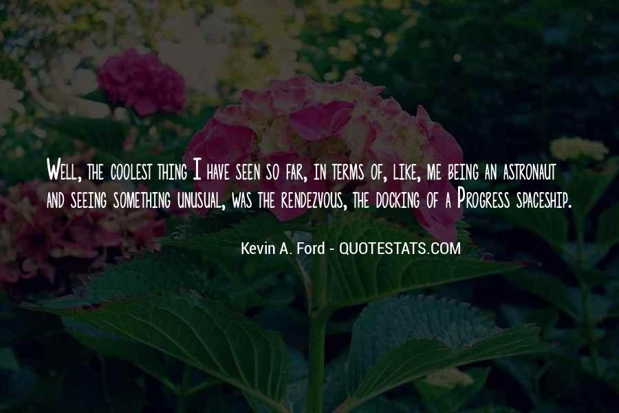 Quotes About Ford #50852