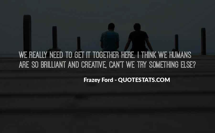 Quotes About Ford #56160
