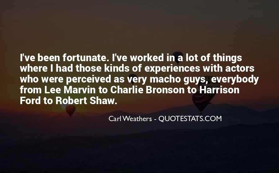 Quotes About Ford #56574