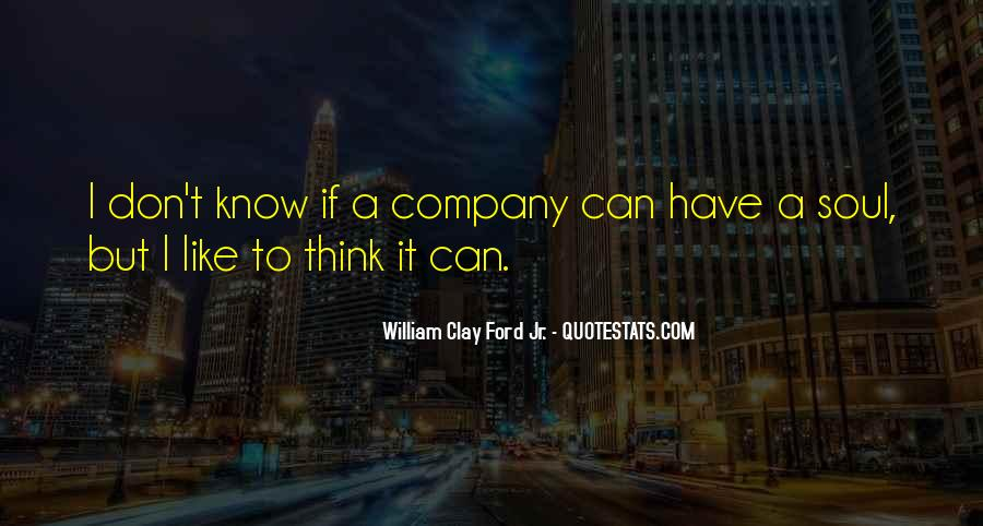 Quotes About Ford #68737