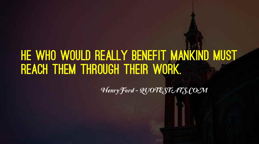 Quotes About Ford #68987