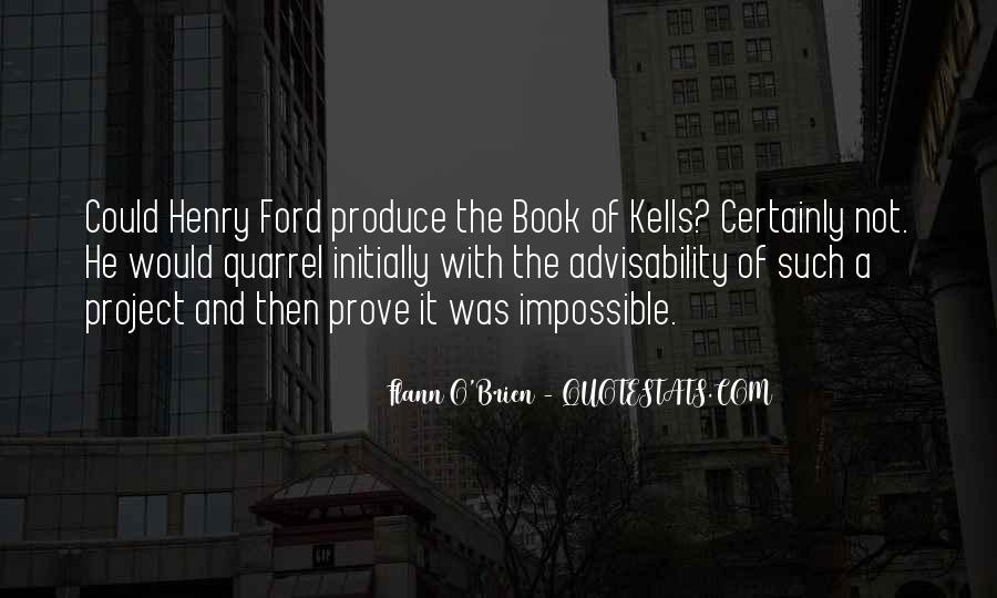 Quotes About Ford #74854