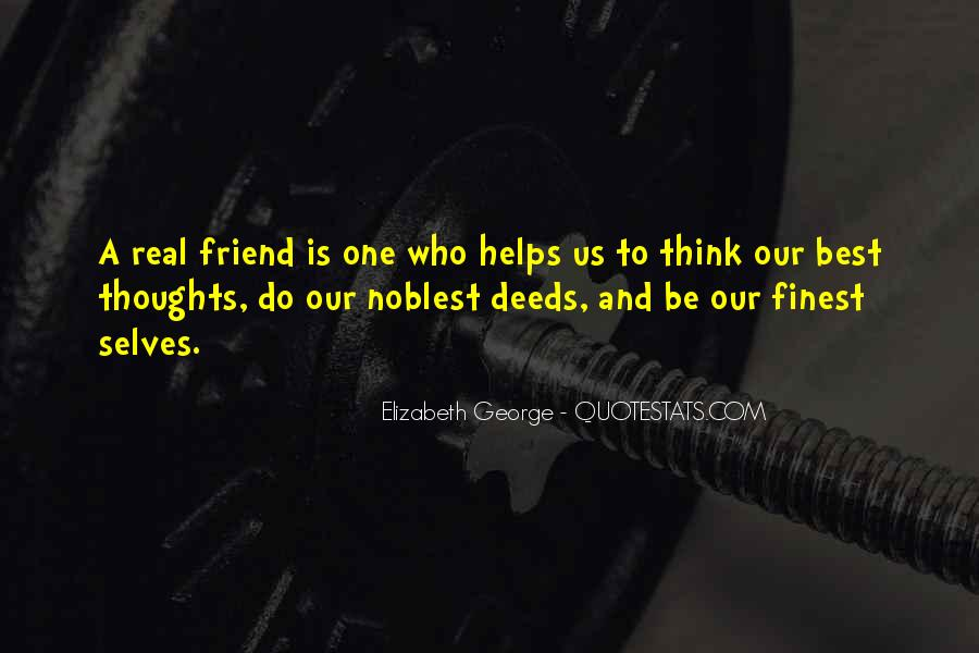 Quotes About What Is A Real Friend #215230
