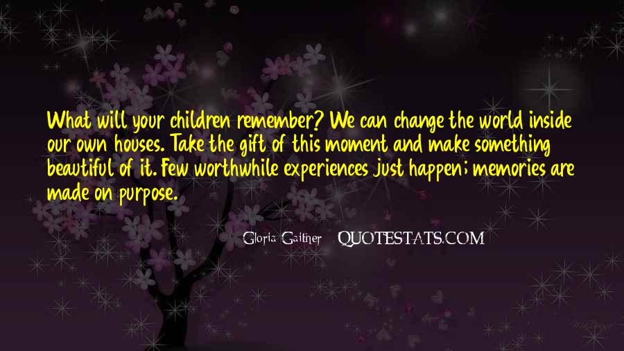 Quotes About World Change #19001