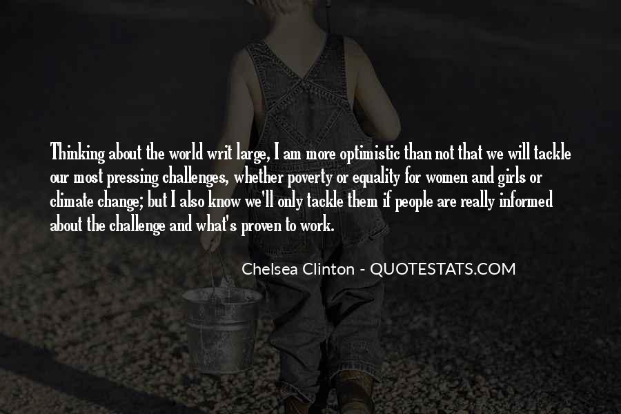 Quotes About World Change #6040