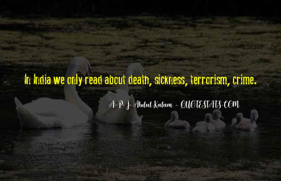 Quotes About Terrorism In India #1362917