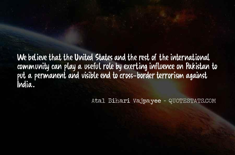 Quotes About Terrorism In India #565362