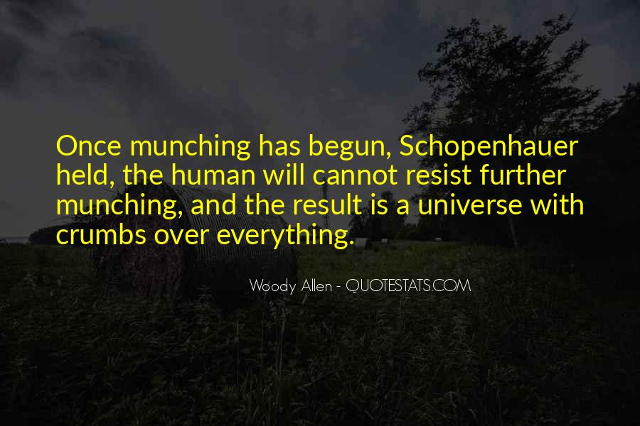 Quotes About Humans And The Universe #1658576
