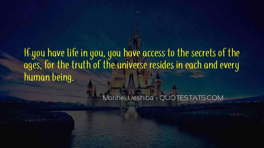 Quotes About Humans And The Universe #684442