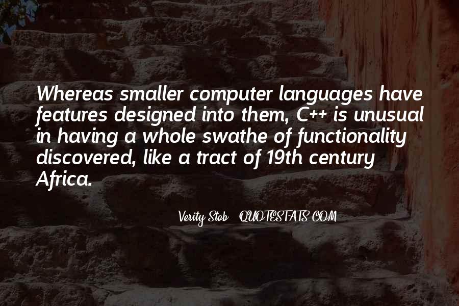 Quotes About Verity #1840047