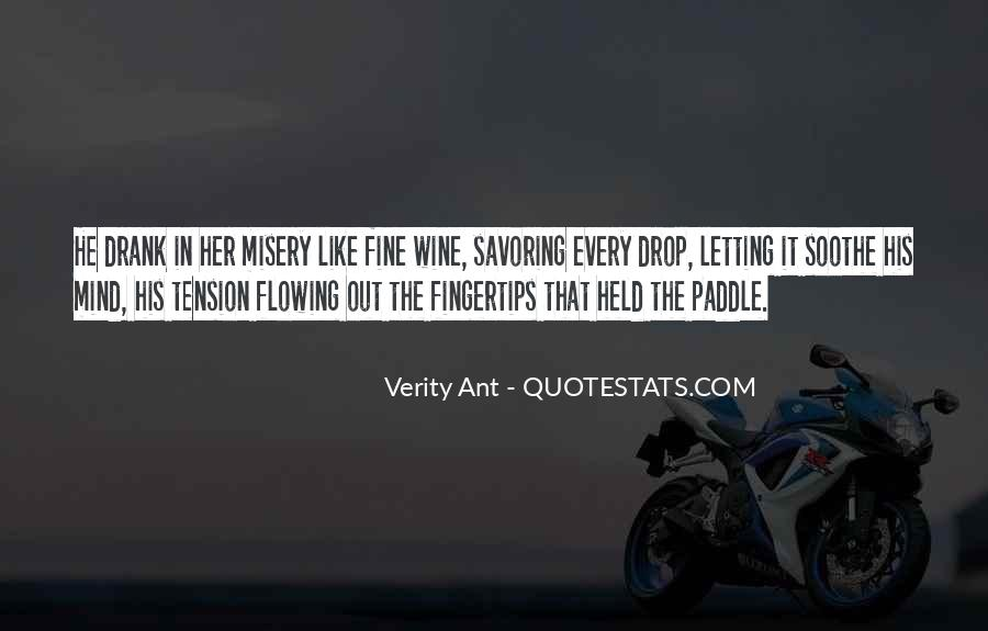 Quotes About Verity #434425