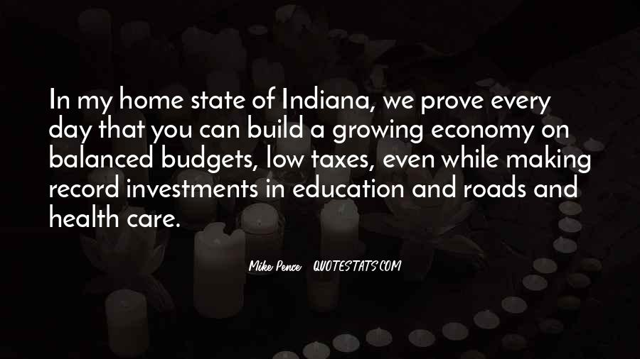 Quotes About Growing Up In Indiana #1408051