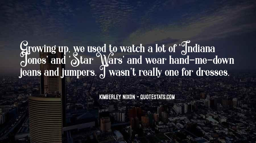 Quotes About Growing Up In Indiana #995895