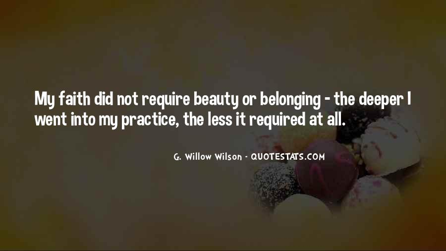 Quotes About Not Belonging #1096103