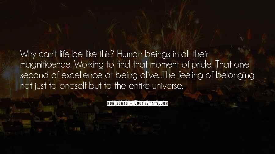 Quotes About Not Belonging #1139335