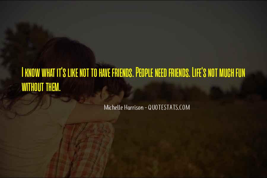 Quotes About Not Belonging #261552