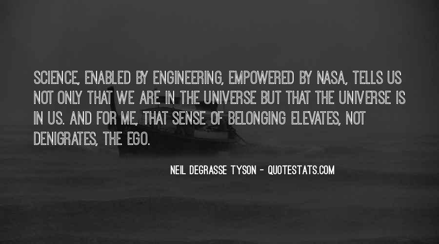 Quotes About Not Belonging #573187