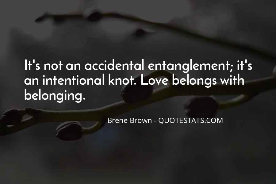 Quotes About Not Belonging #584177
