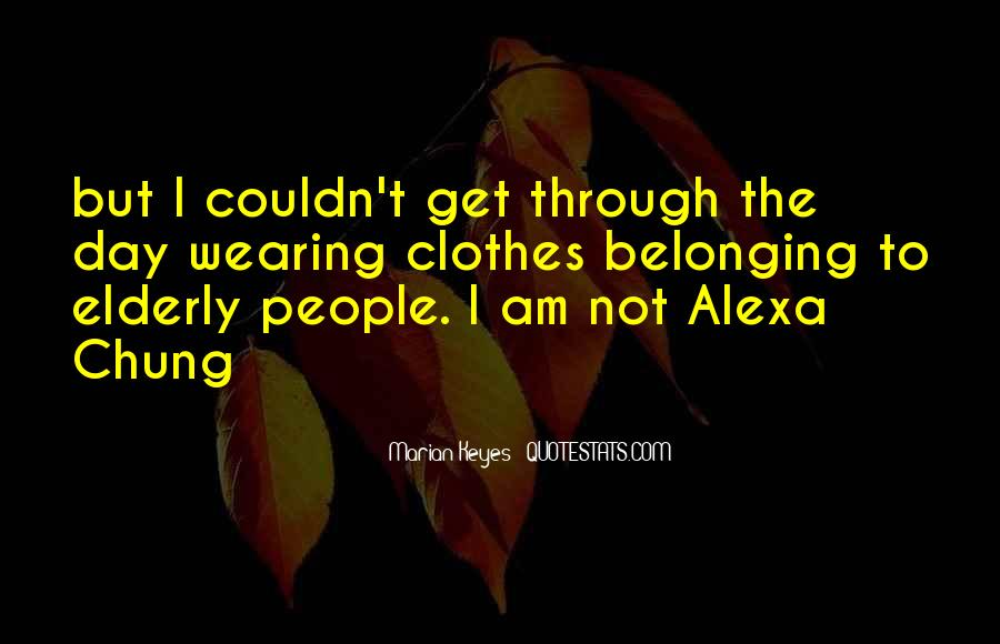 Quotes About Not Belonging #675836