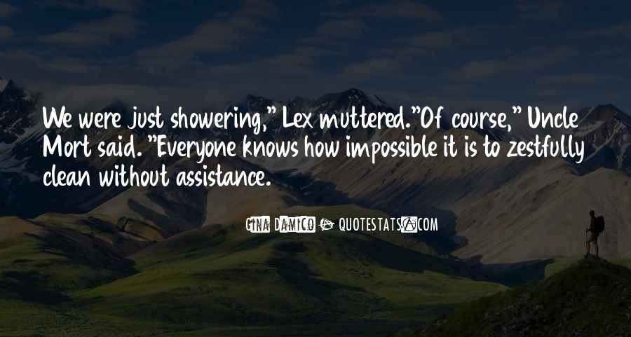 Quotes About Assistance #145650