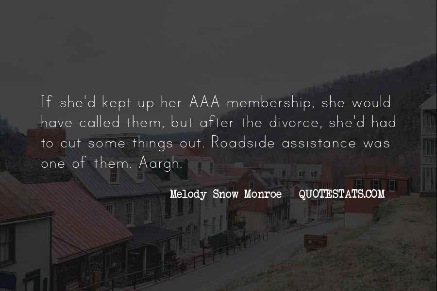 Quotes About Assistance #146232