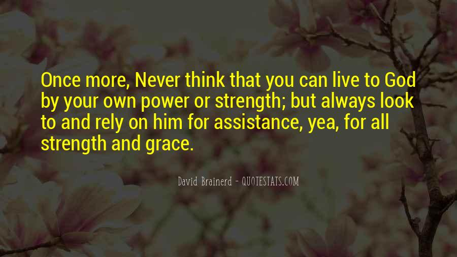Quotes About Assistance #199235