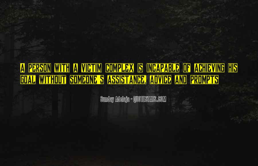 Quotes About Assistance #237361