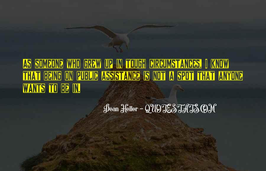 Quotes About Assistance #254917