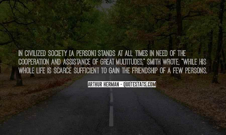 Quotes About Assistance #316470