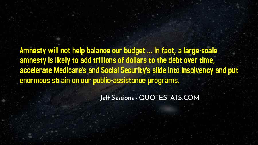 Quotes About Assistance #358421