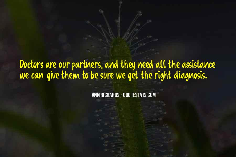 Quotes About Assistance #360665